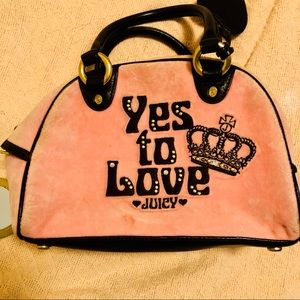 JUICY COUTURE 'YES TO LOVE' bag
